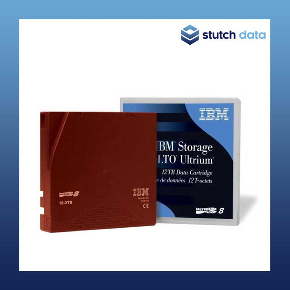 Image of IBM LTO8 Ultrium 8 Data Cartridge 01PL041