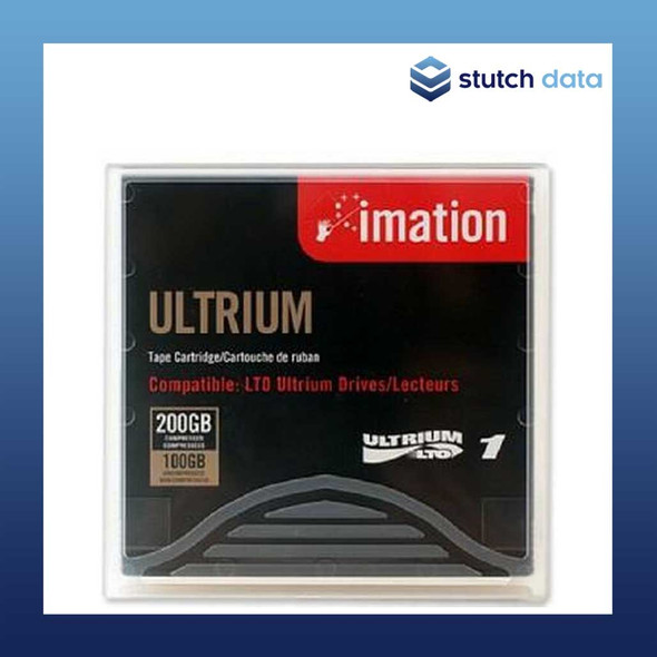 Image of Imation LTO1 Ultrium1 Data Cartridge