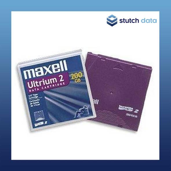 Image of Maxell LTO2 Ultrium 2 Data Cartridge 183850