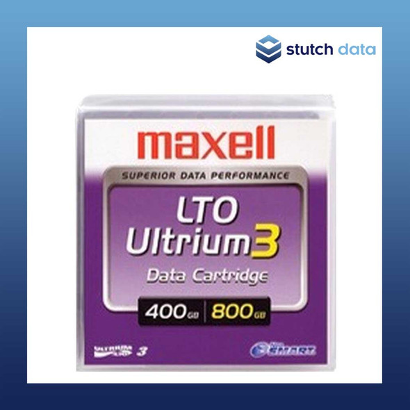 Image of Maxell LTO3 Ultrium 3 Data Cartridges