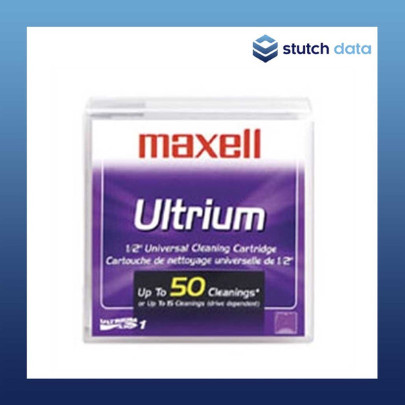 Image of Maxell LTO Ultrium Universal Cleaning Cartridge 183804