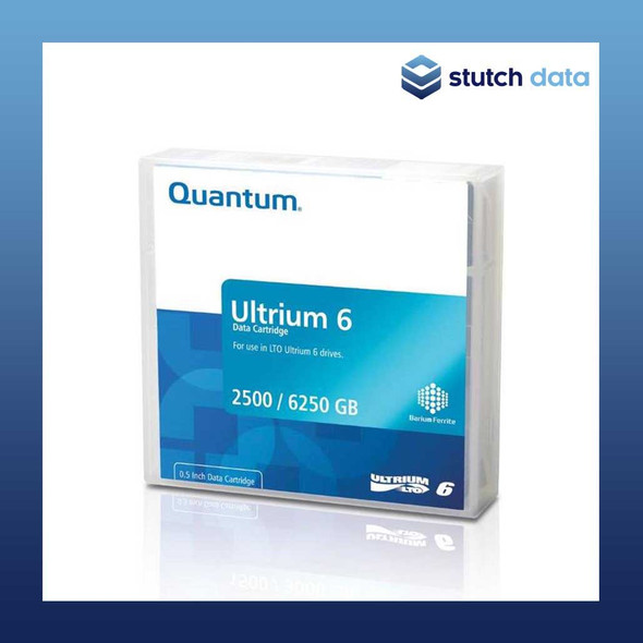 Image of Quantum LTO6 Ultrium 6 Data cartridge MR-L6MQN-01