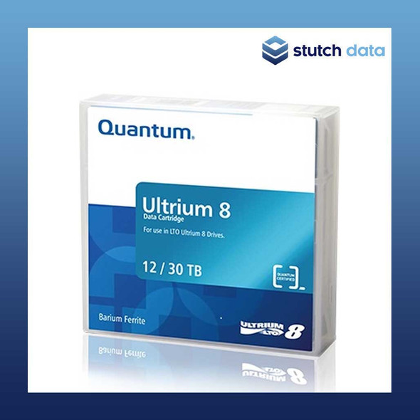 Image of Quantum LTO Ultrium 8 Data Cartridge