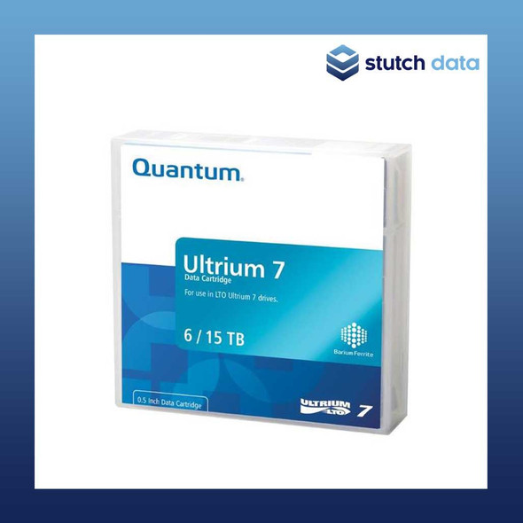 Image of Quantum LTO7 M8 Ultrium Type M Pre-barcoded Data Cartridge