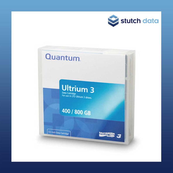 Image of Quantum LTO3 Ultrium 3 Data Cartridge MR-L3MQN-01