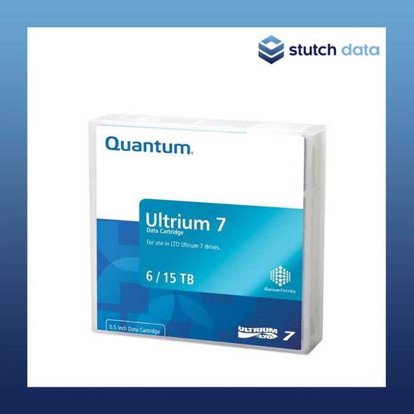 Image of Quantum LTO7 Ultrium 7 Data Cartridge MR-L7MQN-01