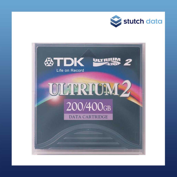 Image of TDK LTO 2 Ultrium2 Data Cartridge