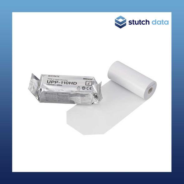 Image of Sony Thermal Print Media Roll UPP-110HD