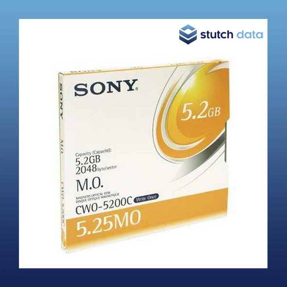 Image of Sony Magneto Optical (MO) Disk 5.2GB WORM CWO-5200C