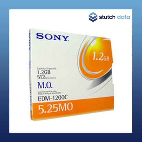Image of Sony Magneto Optical (MO) Disk 1.2GB RW EDM-1200B/C
