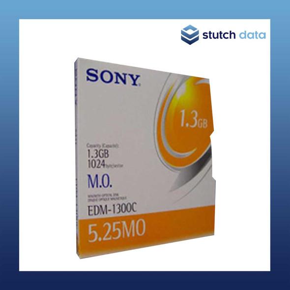 Image of Sony Magneto Optical (MO) Disks 1.3GB RW EDM-1300B/C