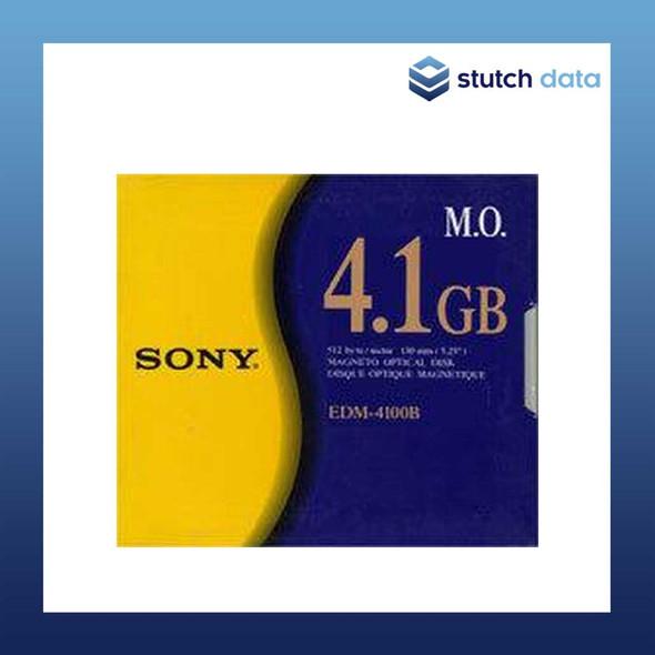 Image of Sony Magneto Optical (MO) Disk 4.1GB RW EDM-4100B/C