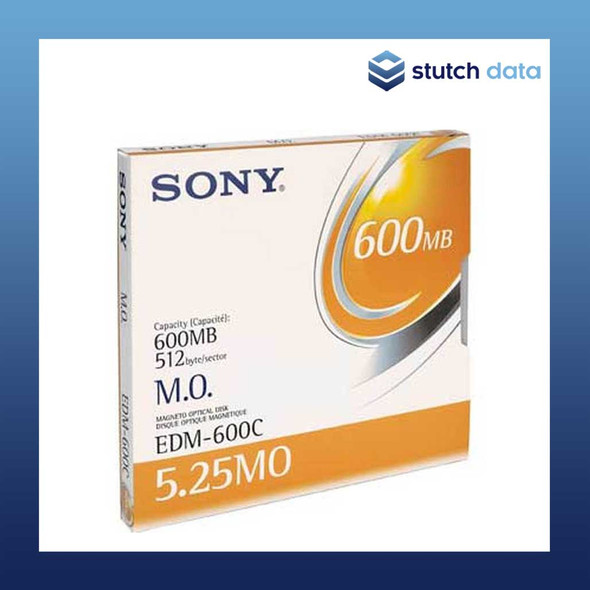 Image of Sony Magneto Optical (MO) Disk 600MB RW EDM-600B/C