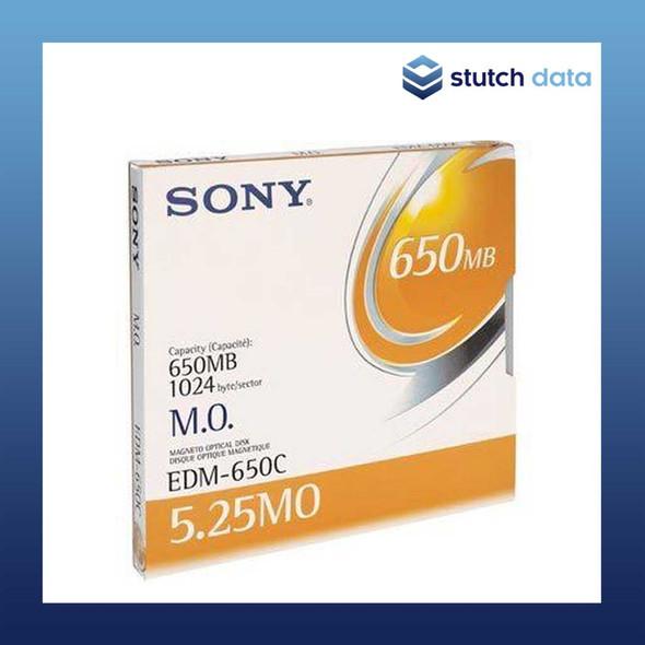 Image of Sony Magneto Optical (MO) Disk 650MB RW EDM-650B/C