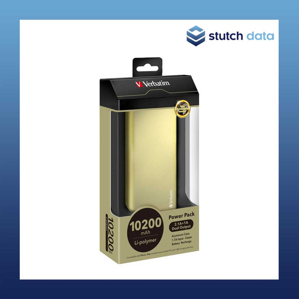 Image of Verbatim Gold Power Pack 10200 mAh 64527