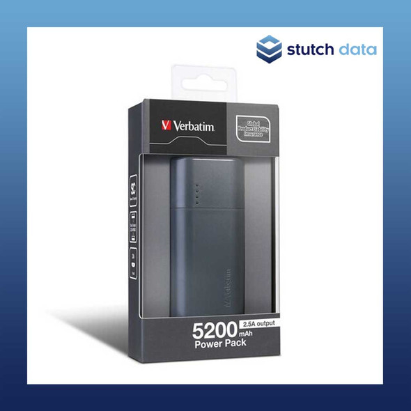 Image of Verbatim Graphite Power Pack 5200 mAh 64837