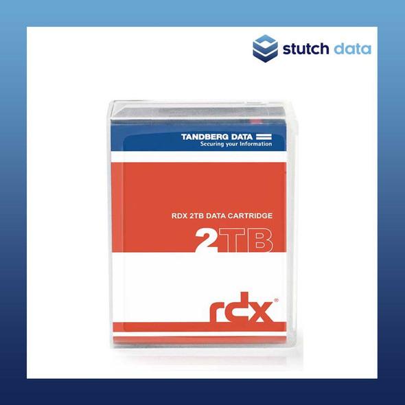 Image of Tandberg RDX 2.0TB Cartridge 8731-RDX