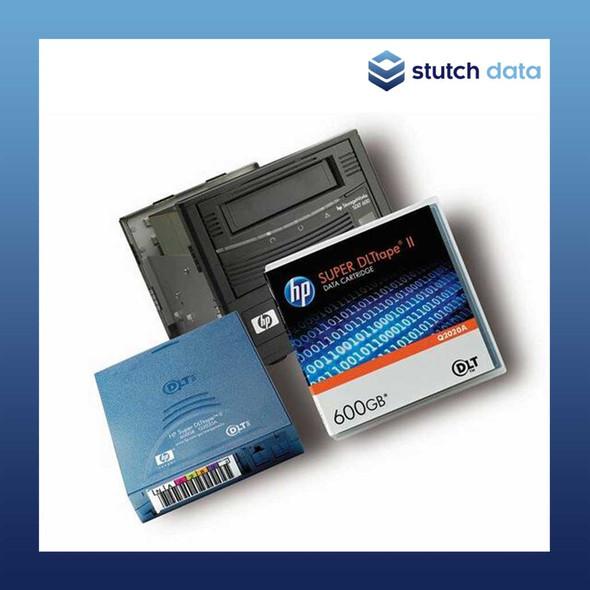 Image of HP SDLT II/SDLT2 Data Cartridges Q2020A