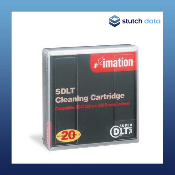 Image of Imation SDLT Cleaning Tape Cartridge