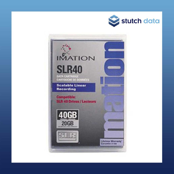 Image of Imation SLR40 Data Cartridge