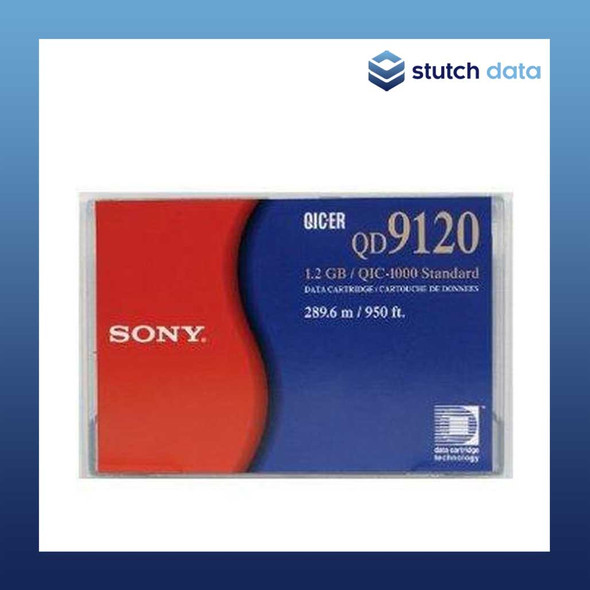 Image of Sony QIC 1.2GB QD9120B Data Cartridge SLR3