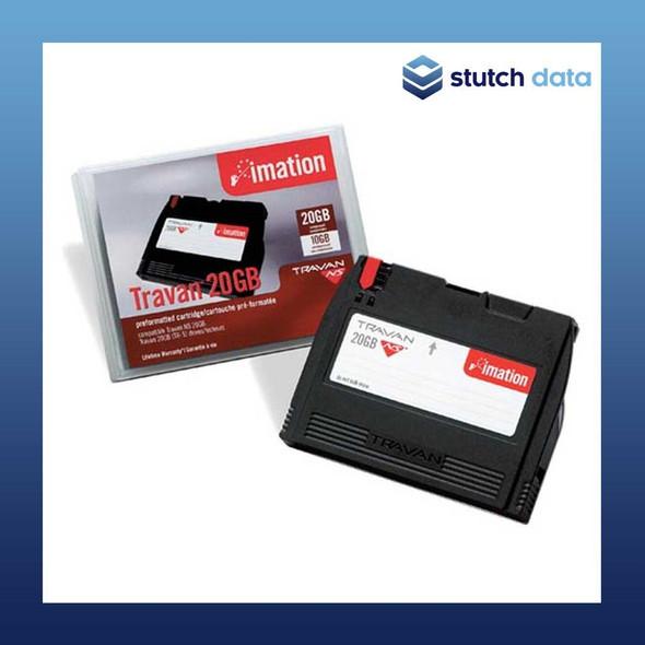 Image of Imation Travan 20GB NS20 Tape Cartridge