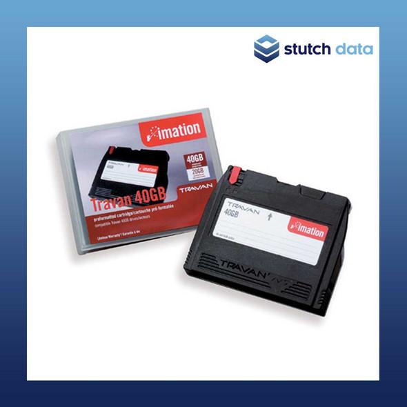 Image of Imation Travan 40GB Tape Cartridge