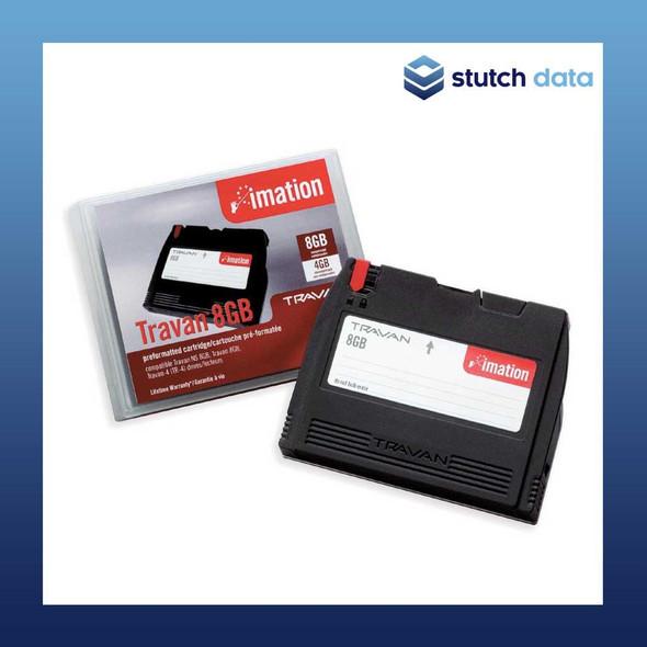 Image of Imation Travan 8GB Travan 4 Tape Cartridge