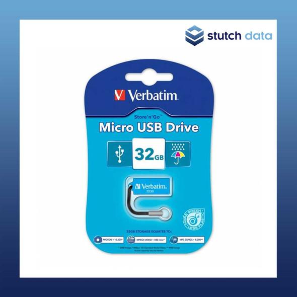 Image of Verbatim Micro USB 32GB Drive