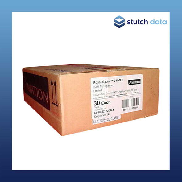 Image of Imation 9490EE 1.6GB Royal Guard Data Cartridge