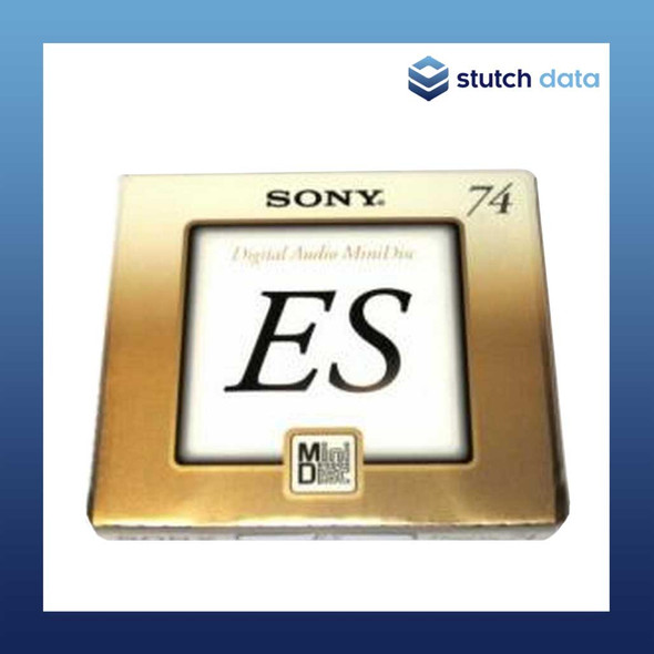 Image of Sony Digital Audio MiniDisc ES 74 MDW74M