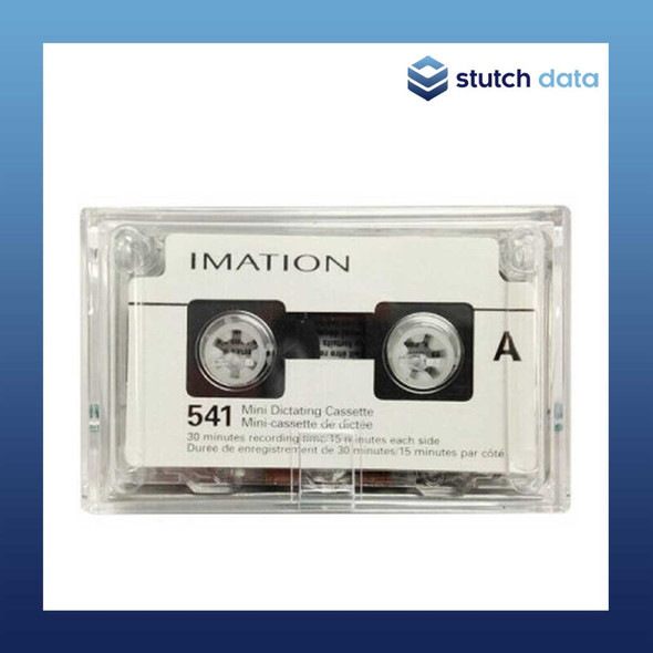 Image of Imation 541 Mini Dictating Cassette 30 minutes