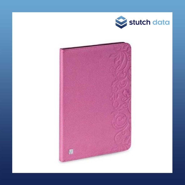 Image of Verbatim Folio Expressions Case for iPad Air - Floral Pink 98528
