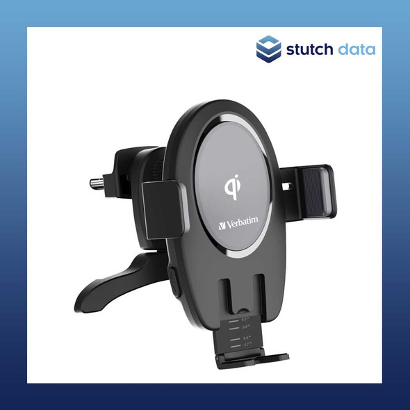 Image of Verbatim Car Mount Wireless Charger 66318