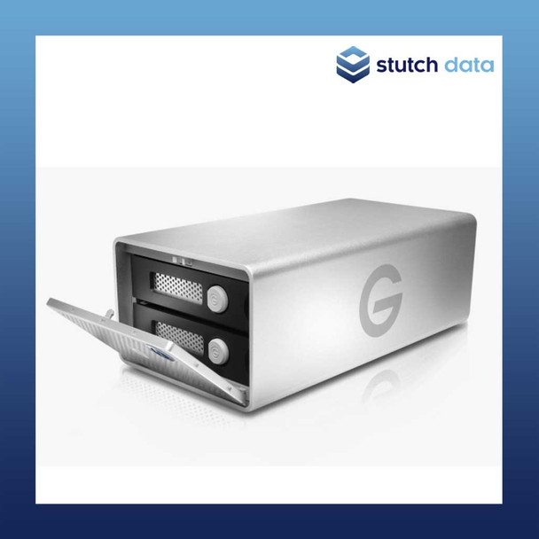 Image of G-Technology G-RAID Removable Thunderbolt 3 8000GB Silver AP 0G05750