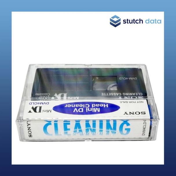 Image of Sony Mini DV Head Cleaner DVM4CLD