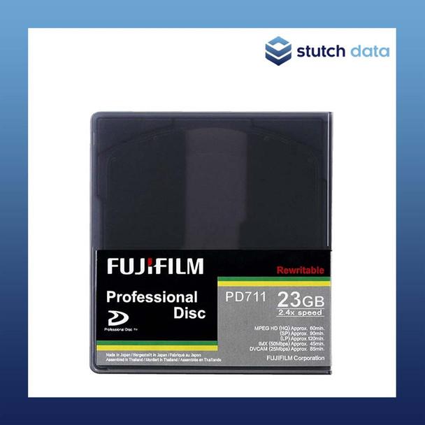 Fujifilm XDCAM 23GB Professional Disc Single Layer with Speed 2.4x PD711