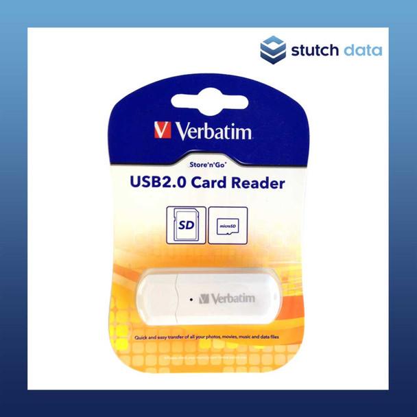 Image of Verbatim USB 2.0 Card Reader