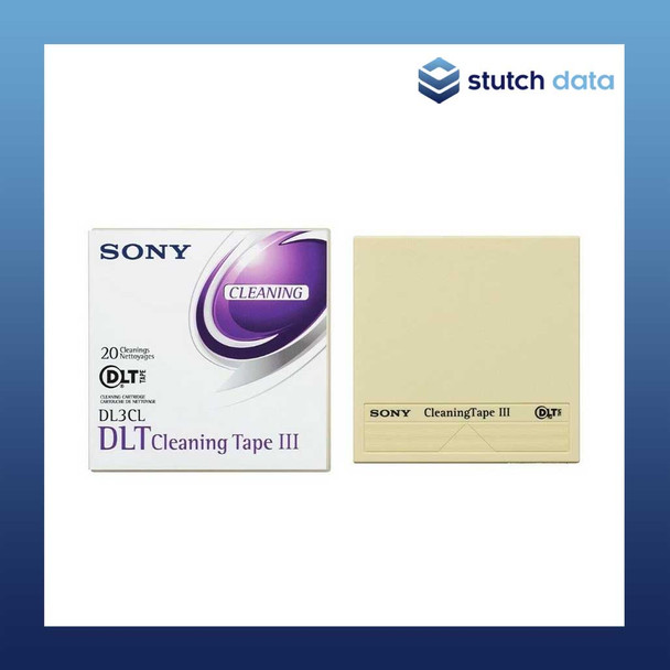 Image of Sony DLT Cleaning Tape 111 DL3CL