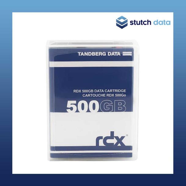 Image of Tandberg RDX 500GB Cartridge 8541-RDX