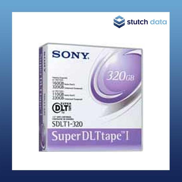 Image of Sony SuperDLTtape 1 Data Cartridge SDLT1-320