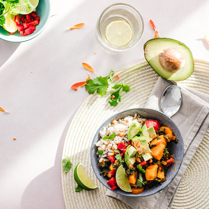 Healthy Meatless Taco Bowls