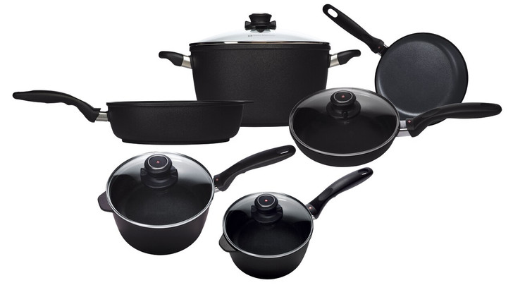 XD Induction 10 Piece Set: Gourmet Kitchen Kit