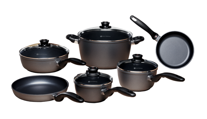 10 Piece Set: Ultimate Nonstick Kitchen Kit | HD Classic
