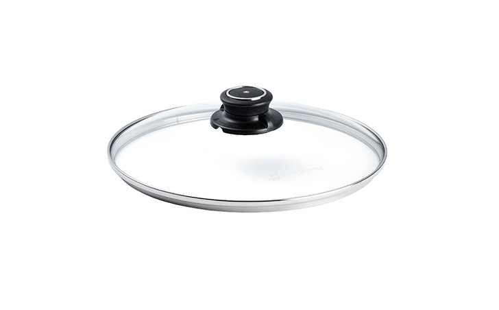 """9.5"""" Tempered Glass Lid"""