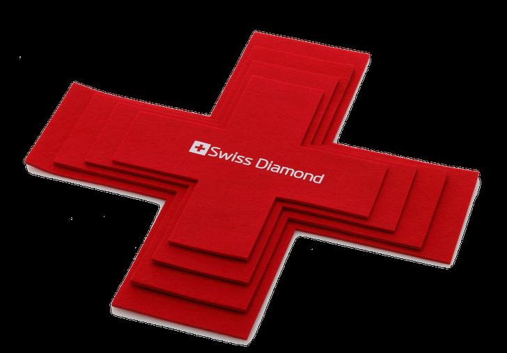 Swiss Diamond Felt Pan Protector