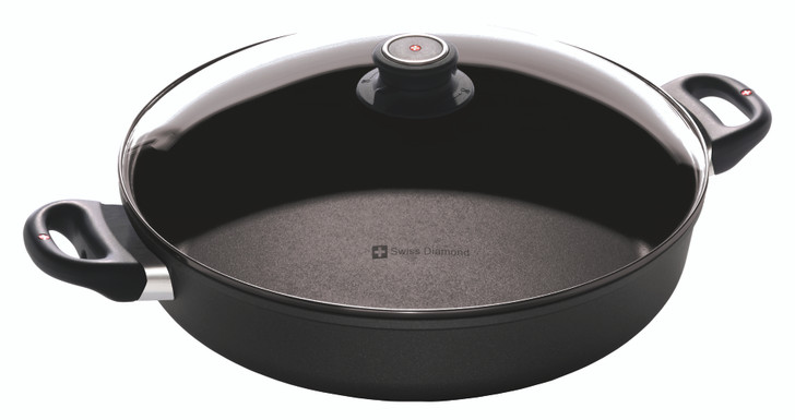 """XD Induction Nonstick Sauteuse with Lid 4.8 Qt (12.5"""")"""