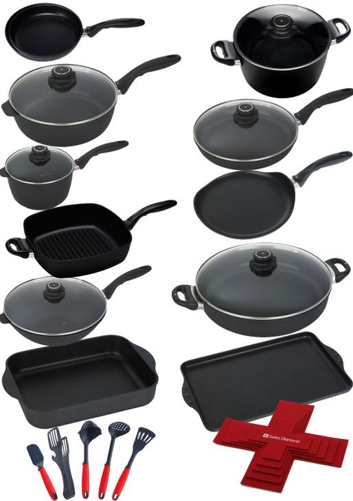 XD 22 Piece Estate Cookware Set