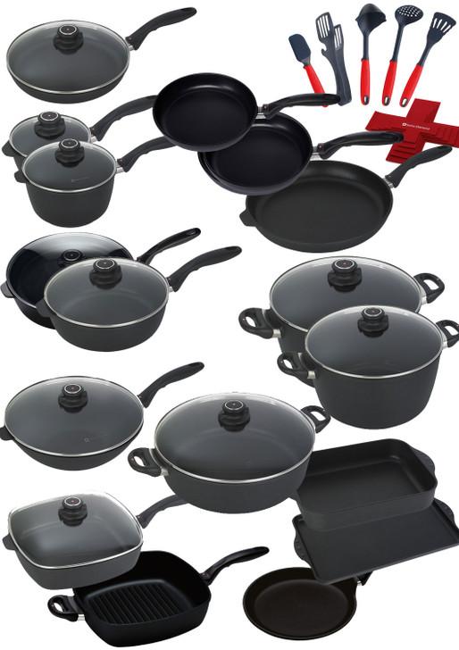 XD 27 Piece Cookware Suite plus Tool Set