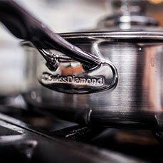 Premium Clad Saute Pan